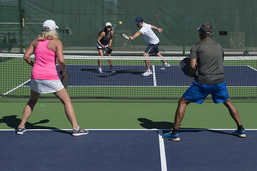 What's Pickleball Anyway? Everybody's Talking About It
