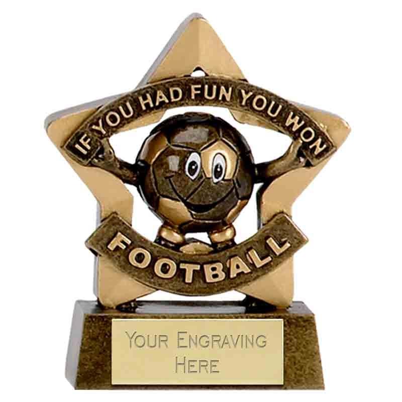 Kids Football Trophies
