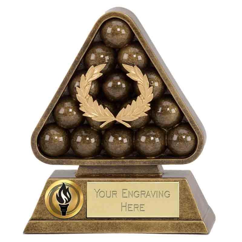 Snooker Trophies