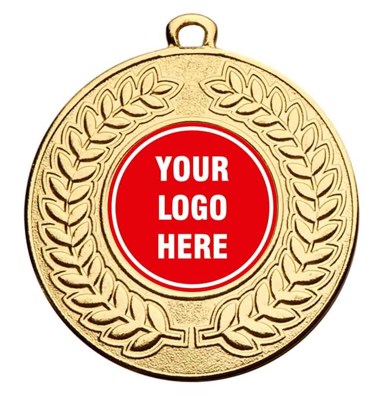 Personalised Logo Medals