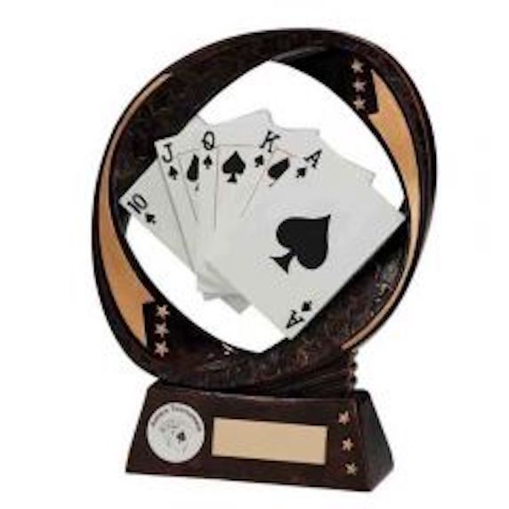 Cards Trophies
