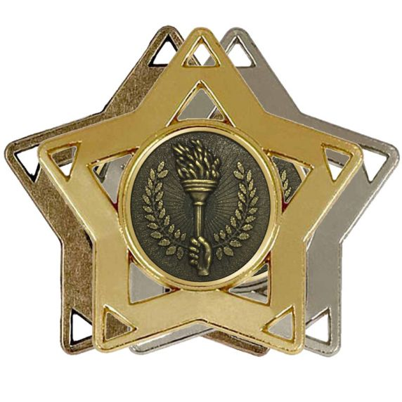Centre Holder Medals