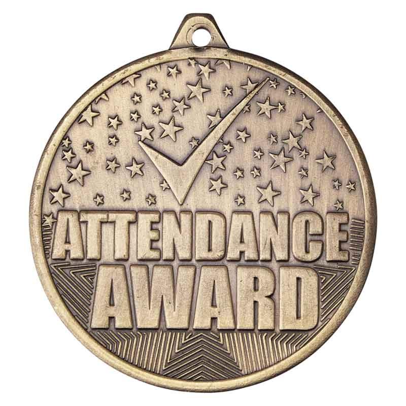 Attendance Medals