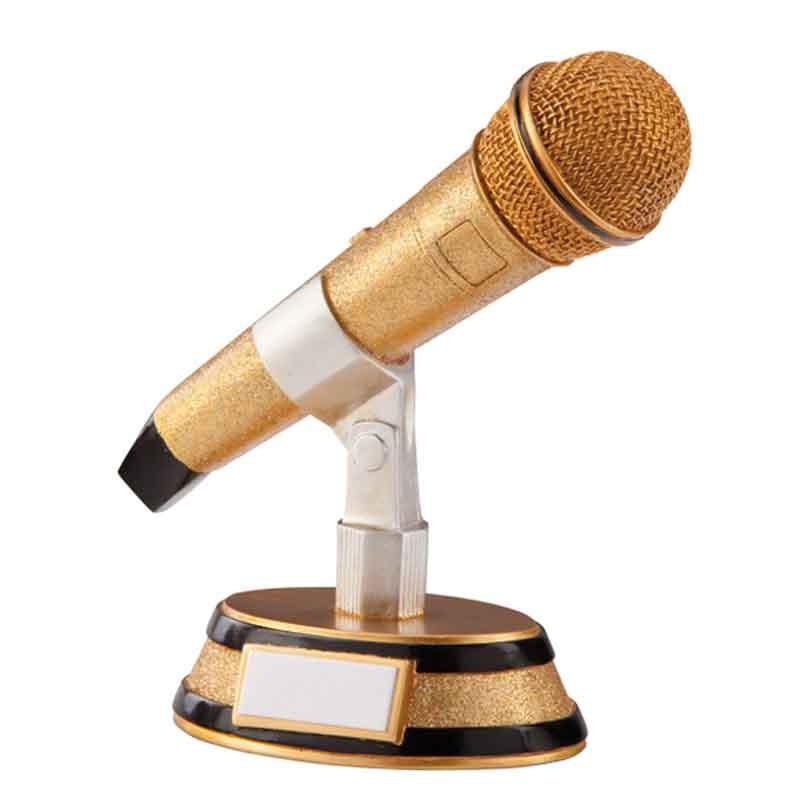 Singing Trophies