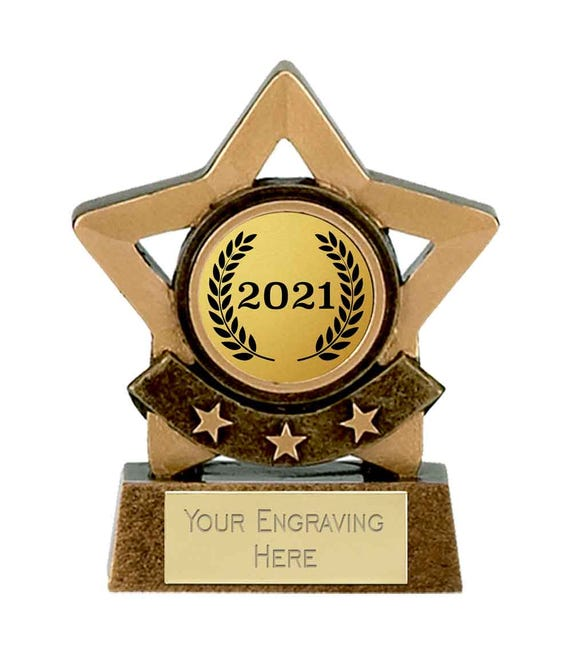 2021 Trophies - View All