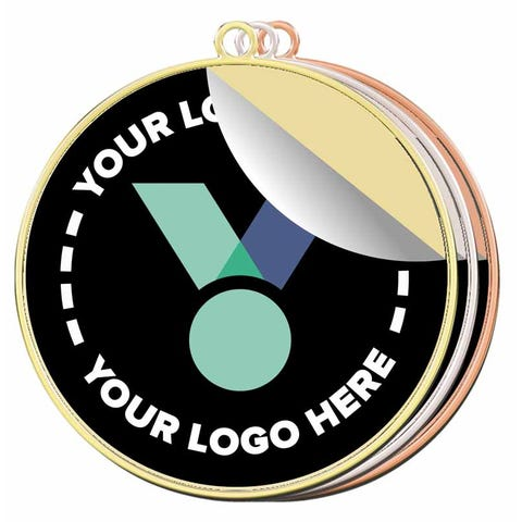 2021 Medals - Your Logo