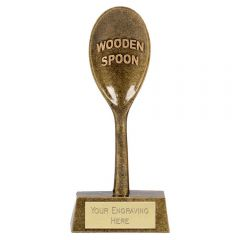 Wooden Spoon Trophies