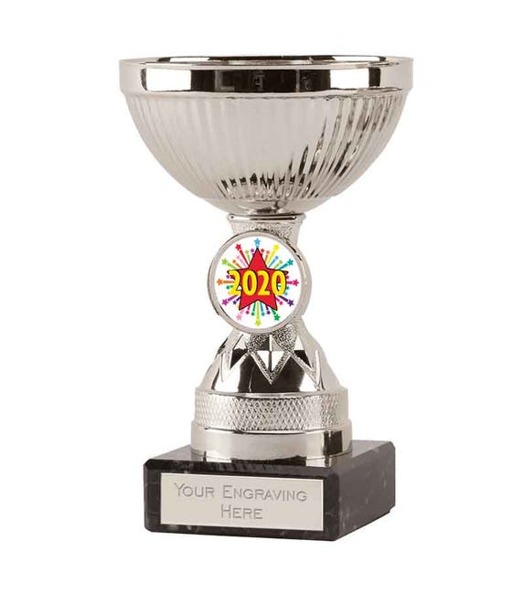 2020 Cup Trophies