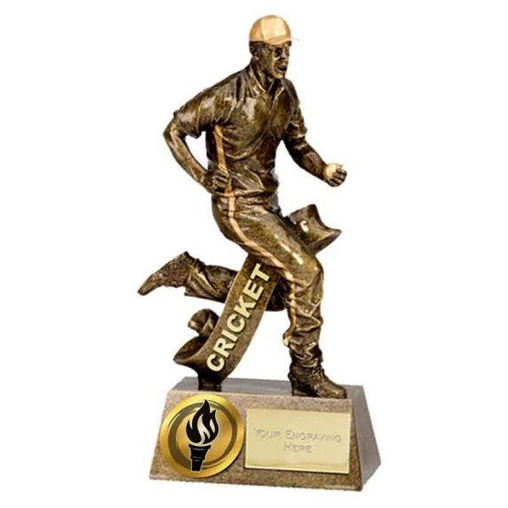 Cricket Player Trophies