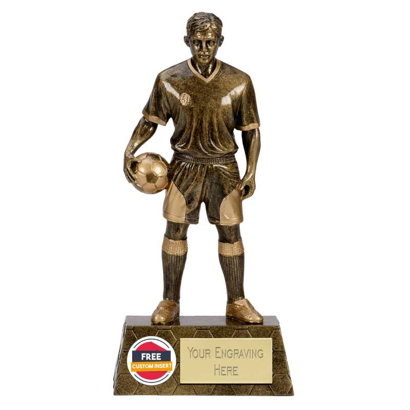 Male Football Trophies