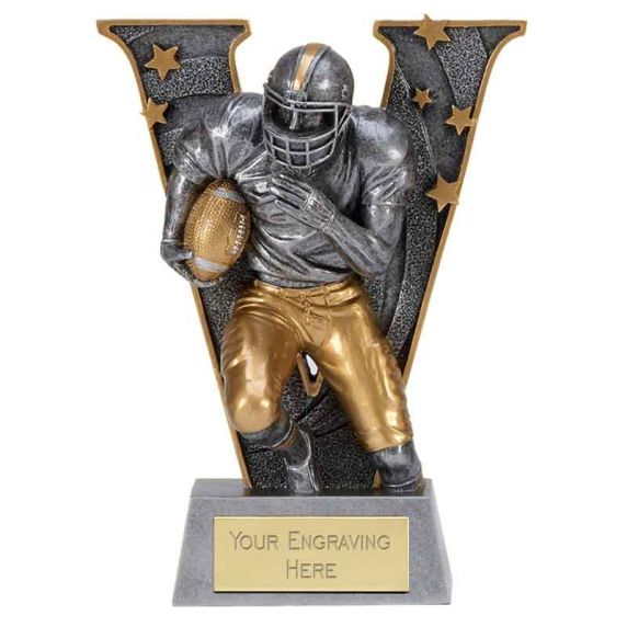 American Football Trophies- View All