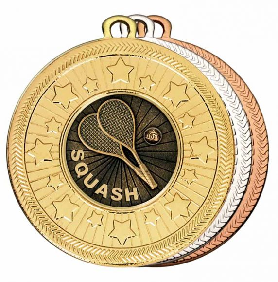 Squash Medals- View All