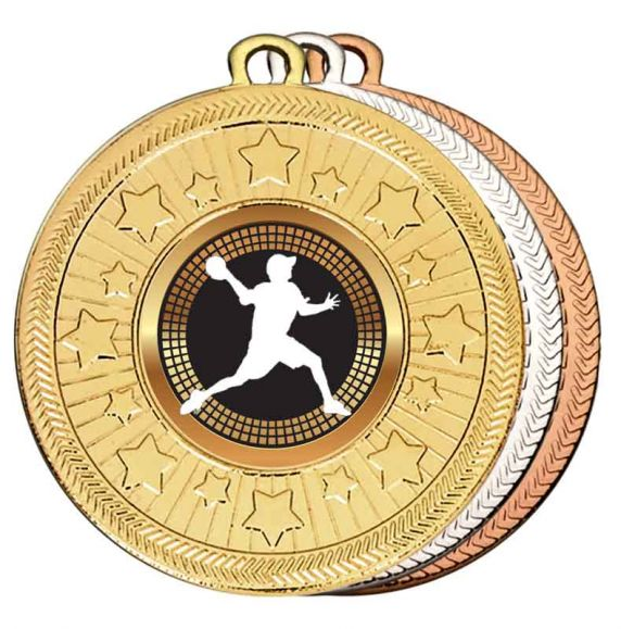 Dodgeball Medals- View All