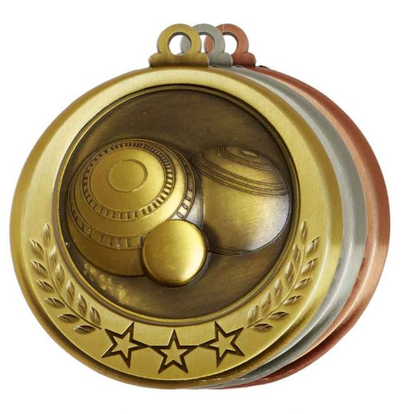 Bowls Medals- View All