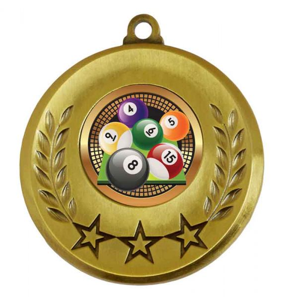 Pool Medals- View All