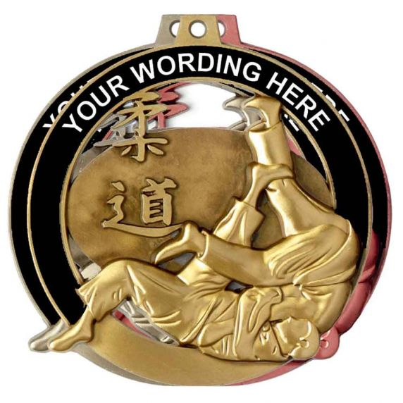 Martial Arts Medals - View all