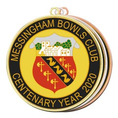 Bowls Medals- Your Logo