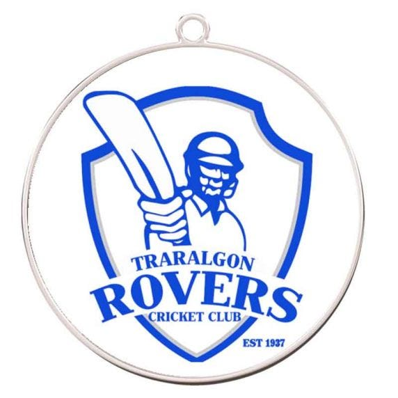 Cricket Medals- Your Logo